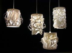 'The Cloud Lamp': Decorative Paper Lamp Shades