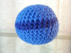 Crochet Planet Neptune Space Solar System by ScienceInStitches