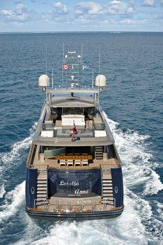 Mega#yacht Loretta Anne by Alloy Yachts