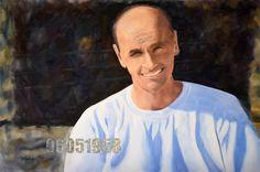 Self Portrait, Oil Painting by Lynn Nichols