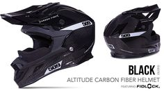 509 - Altitude Carbon Fiber Helmet