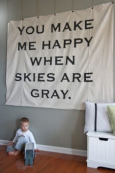 I want to make the same !! LOVE !!! You make me happy/smile when skies are grey !!