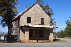 Hester store - near Dacusville, SC.