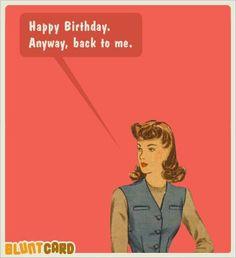 50 Best Funny Happy Birthday E Cards 5 | Funny E Cards | Happy Birthday  Memes | Pinterest | Lustige Geburtstagsgratulationen, Lustig Und Geburtstag