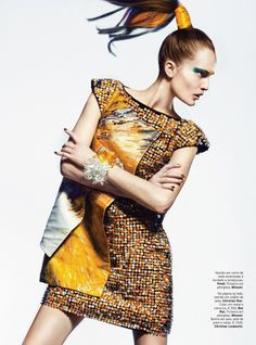 Vogue Portugal May 2013