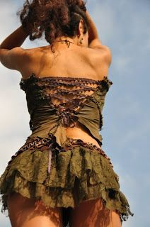 Jungle Gypsy Clothing... Would love this for either sca or a dance costume!