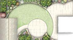 Small Garden Designs | Owen Chubb Garden Landscapes