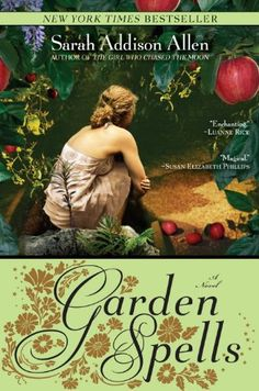 LOVE Sara Addison Allen! She writes these beautiful whimsical books that you want to read curled up in a bath or with some hot cocoa. Extremely recommended!