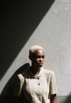 This light in this shot is outstanding. Model: Ramona Fouziah Nanyombi | Photographer: TBD #model #editorial