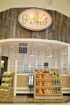 This Grocery Store's New Look Was Inspired by Everything From Pixar to BuzzFeed. Lowes Foods gets a bold rebrand from agency The Variable.