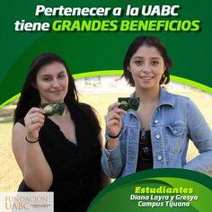 Descubre por qué pertenecer a la UABC tienes grandes beneficios.