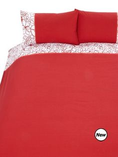 Buy now pay nothing for 12 months Red Bedding, Department Store, Duvet Cover Sets, Comforters, Online Shopping, Master Bedroom, Kids Outfits, Blanket, Clothes