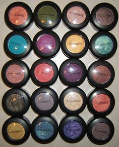 MAC eyeshadow is the best, hands down. Lasts all day and goes on smooth!