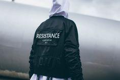 SS18 Bomber Jacket // Outdrop Clothing #bomberjacket #bomber Fashion Line, Jansport Backpack, Aw17, Editorial, Bomber Jacket, Clothing, Jackets, Collection, Clothes