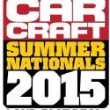 Don't miss out! 2015 Car Craft Summer Nationals #cars
