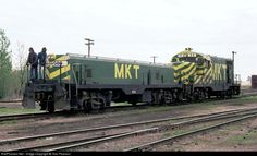 MKT Railroad | RailPictures.Net Photo: MKT 500 Missouri, Kansas & Texas Railroad ...