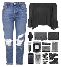 """""""' if you love me let me go. '"""" by m-balli ❤ liked on Polyvore featuring Topshop, Glamorous, Threshold, Tavik Swimwear, Clips, Jeffrey Campbell, BCBGMAXAZRIA, Bloomingville, canvas and Muji"""