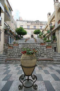 Taormina, Sicily   by jason_harman