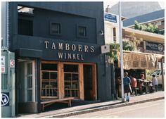 Tamboers Winkel - coffee shop, Kloof Street