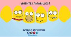 ¿Dientes amarillos? ¿Quién dice, yo? Déjanos tu comentario. No olviden dar like a CMOF tu clínica de salud integral. #Dientes #dientesamarillos #muelas #dulces #saludbucal #sonrisas #odonto #odontologo #dental #clinic #smile #domingo