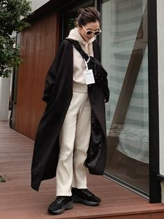 Oo.hiro.oO Acne Studiosのスニーカーを使ったコーディネート - WEAR Normcore, How To Wear, Style, Fashion, Swag, Moda, Fashion Styles, Fashion Illustrations, Outfits