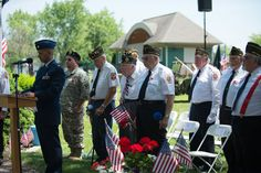 """Eleven veteran organizations have signed off on a """"Veteran's Creed"""" to continuing pride of service."""