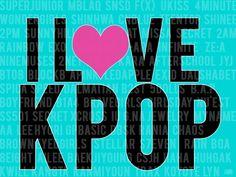 <3 K-POP!