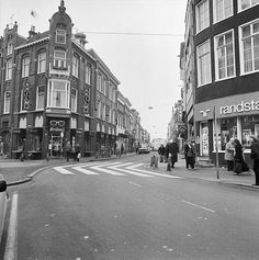 Oosterstraat Groningen 1980