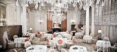 the most beautiful birthday dinner of my life @ alain ducasse au plaza athenee - paris, fr