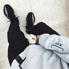 Ankle Zip Sweatpants are flying out! Buy 'em quick whilst our stocks last!