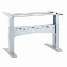 Not only are our electric height adjustable desk frames amazingly adjustable, the standing desk frames are very easy to operate too! Lift Table, Adjustable Height Desk, Entryway Tables, Modern, Desk Height, Home Decor, Furniture, 5 Years, Living Room