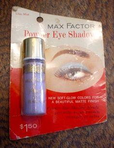 Max Factor Eye Shadow