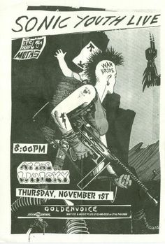 sonic youth vs love and rockets