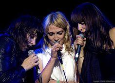 Broken Social Scene made some amazing things happen... Amy Millan, Emily Haines, Leslie Feist