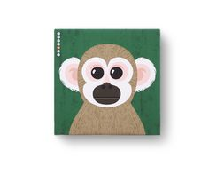 다람쥐 원숭이 / 이야기가 있는 그림, 멸종위기동물 캠페인