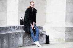 Street Style Aesthetic – Wayne Tippetts » Blog Archive » Paris –Anastasia Ivanova
