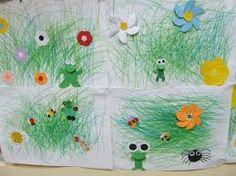 Znalezione obrazy dla zapytania żaba i bocian praca plastyczna