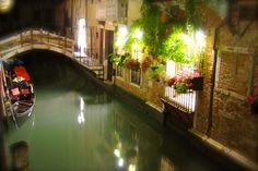 fotos de venecia de noche - Buscar con Google