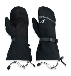 Mt Baker Modular Mitts | Outdoor Research | Designed By Adventure