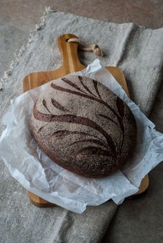 Mitt Teffbröd - det godaste glutenfria bröd jag ätit | Blomster&Bakverk