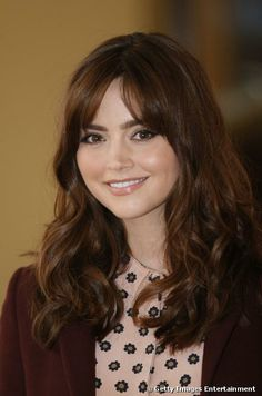 Get makeup like Doctor Who assistant Jenna Louise Coleman AKA Clara Oswald, just in time for the 50th Anniversary.