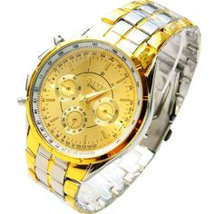 New 2016 Fashion Quartz Watch Men Stainless Steel Luxury Sport Analog Clock Men's Wrist Watch for men Gift #>=#>=#>=#>=#> Click on the pin to check out discount price, color, size, shipping, etc. Save and like it!