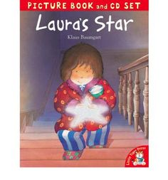 One night Laura finds a broken star on the pavement. She takes the star home and as it glows warmly in her hand she knows that she has found a very special friend. Books To Buy, My Books, Lauras Stern, Beautiful Stories, Child Love, Little Star, Teaching Tools, Read Aloud, Social Work