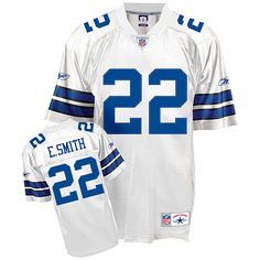 Men s 2013 Reebok  22 Emmitt Smith Authentic White Throwback NFL Dallas  Cowboys Jersey Cheap supply a2b0d24d8