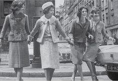 Le tailleur Chanel