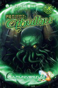 Multiuniversum: Project Cthulhu   Board Game   BoardGameGeek