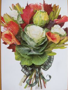 vegetable bouquet??