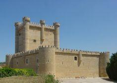Castillo de Fuensaldaña, Fuensaldaña, Valladolid
