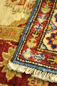 Fair Trade Oriental Rugs From Stan