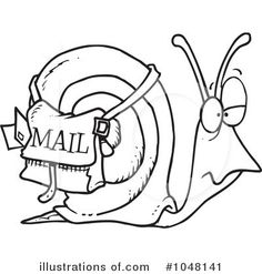 snail mail cute - Google Search